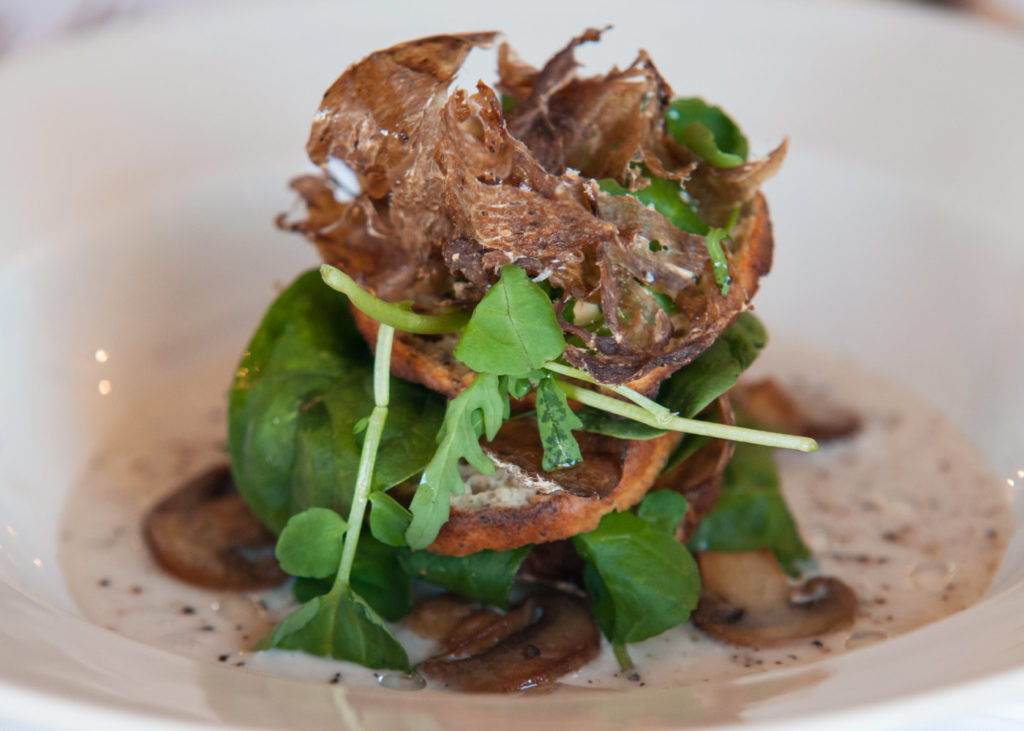 Hopewell Private Game Reserve Cuisine Lunch