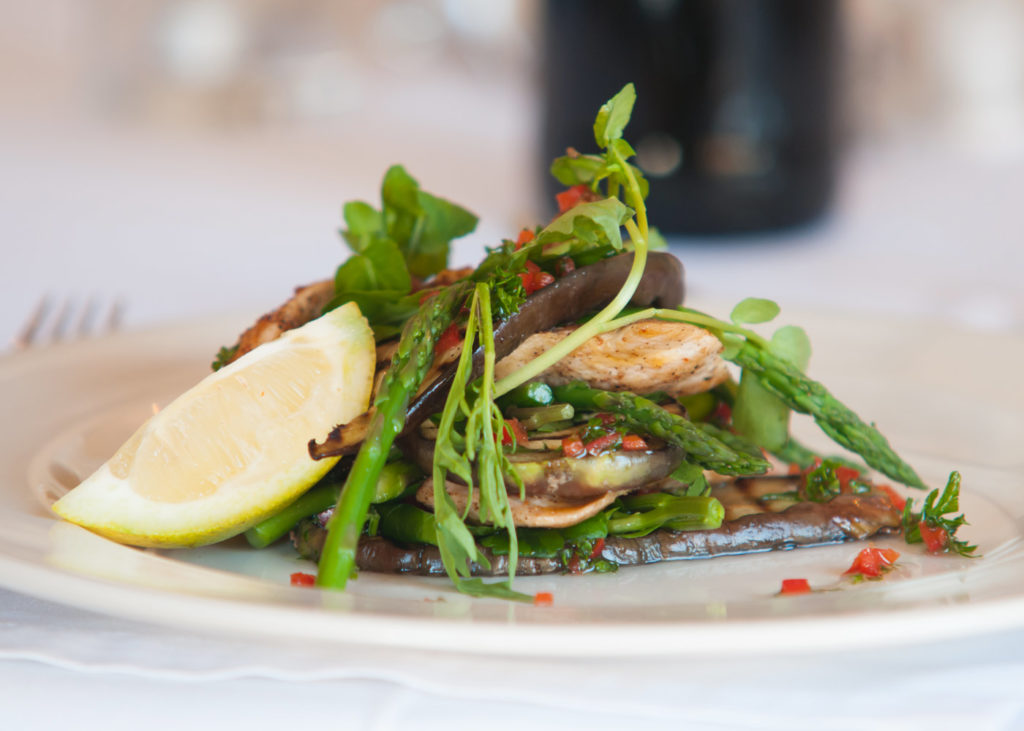 Hopewell Private Game Reserve Cuisine Fish